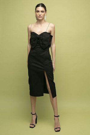Anna-October-creme-de-la-creme-vestido-tirantes-lazo-negro-1
